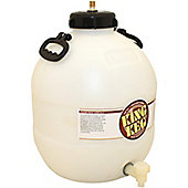 Kingkeg 25l Bottom Tap Pressure Barrel (S30)