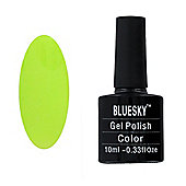 Bluesky Neon Range 10 ml Gel Polish - Lime Green