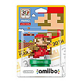 Nintendo Amiibo Mario 30th Anniverary Classic Colour