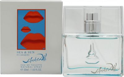 Salvador Dali Sea & Sun in Cadaquès Eau de Toilette (EDT) 30ml Spray For Women