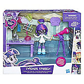 My Little Pony Equestria Girls Minis Twilight Sparkle Science Star Class Set