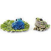 Schleich Wild Life Frog Set