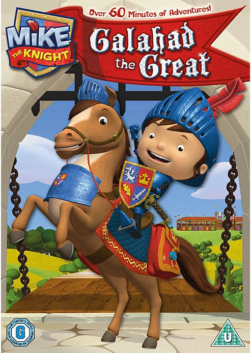Mike The Knight - Galahad The Great