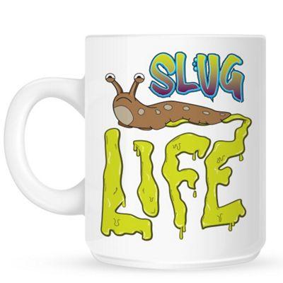 Slug Life 10oz Ceramic Mug