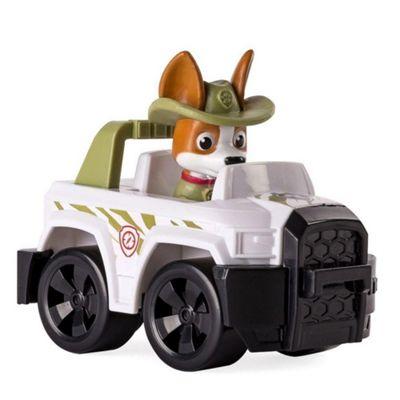 Paw Patrol - Jungle Rescue - Tracker