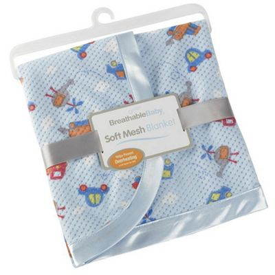 Breathable Baby cot mesh liner