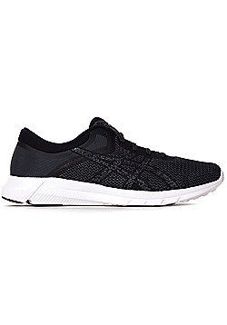 Asics Nitrofuze 2 Mens Running Fitness Trainer Shoe - Black