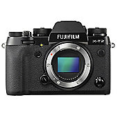 Fujifilm X-T2 Mirrorless Camera Body Only in Black