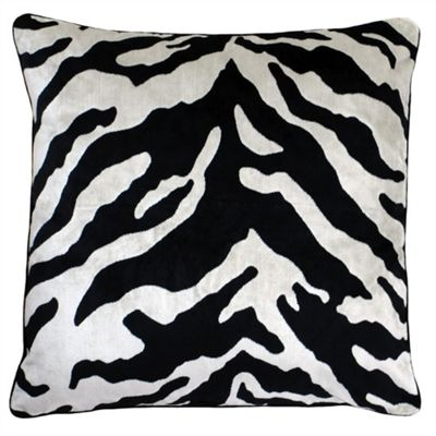 Riva Home Africa Zebra Cushion Cover - 58x58cm
