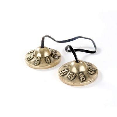 Percussion Plus PP627 Embossed Tibetan Bells