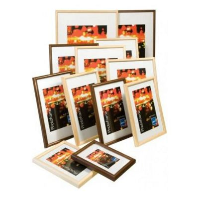 Kenro Frisco A4 Dark Oak Photo Frame (Wood) (FR2130O)