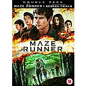 Maze Runner, The Double Pack DVD
