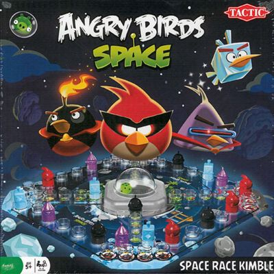 Angry Birds Space Race Kimble