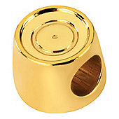 My Last Rolo Gold Plated Charm