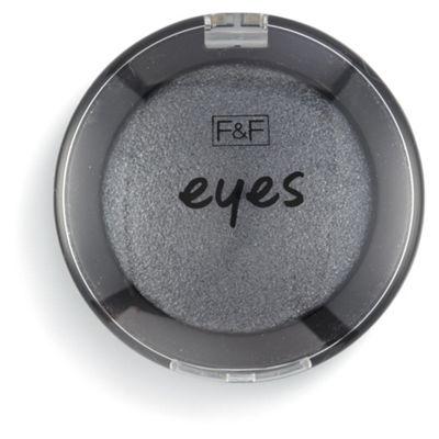 F&F Metallics Eyeshadow - Jet Set