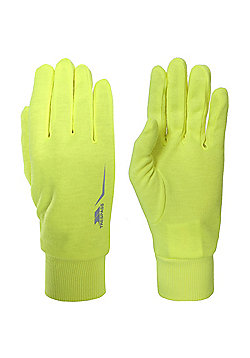 Trespass Glo Further Glove - Yellow