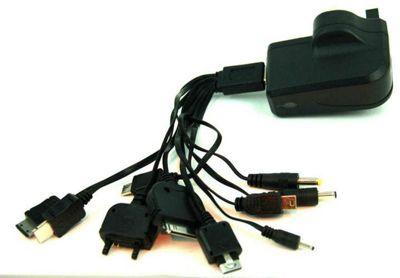 U-Bop Powersure Multi-Voltage Rapid Mains House Charger
