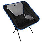 Trail Lightweight Steel Camping Chair (1.7kg) Blue