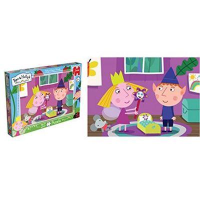 Ben and Hollys Little Kingdom 35pcs Puzzle Assortment