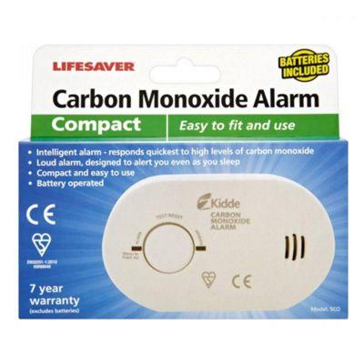 Kidde KID5COLSB Carbon Monoxide Detector, White