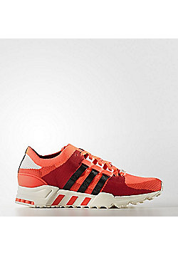 adidas Equipment Support Primeknit Shoes / Trainers - Red
