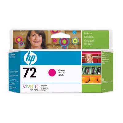 HP 72 Ink Cartridge - Magenta