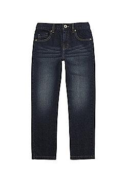 F&F Regular Fit Jeans - Dark blue
