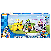 Paw Patrol Racers Team 3 Pack