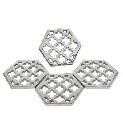 Set of 4 Hexagonal Coasters