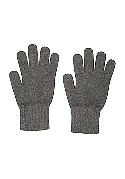 Mountain Warehouse Everyday Knitted Glove - Grey