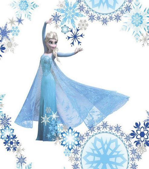 Disney Frozen Girls Wallpaper - Snow Queen
