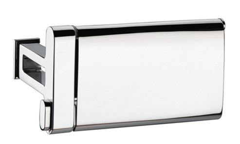 Sonia Nakar Toilet Roll Holder with Flap in Chrome