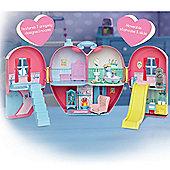 Worlds Apart My Blue Nose Friends Tatty Teddy's Heart House