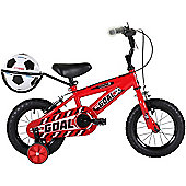 "Bumper Goal 14"" Pavement Bike Red"