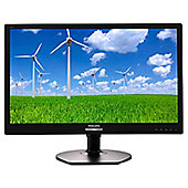 "Philips 241S6QYMB 61 cm (24"") LCD Monitor - 16:9 - 5 ms"