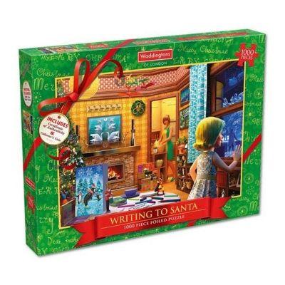 Writing to Santa - Christmas 2017 - 1000pc Puzzle
