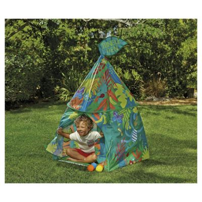 Tesco Den 4 Panel Tent  sc 1 st  Tesco & Buy Tesco Den 4 Panel Tent from our Play Tents u0026 Play Tunnels ...