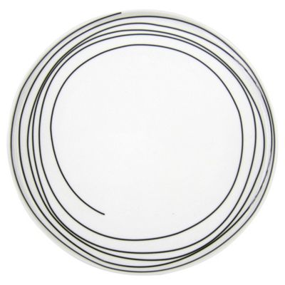 Atlanta Super White Porcelain Dinner Plate  sc 1 st  Tesco & Buy Atlanta Super White Porcelain Dinner Plate from our Dinner ...