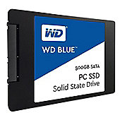 WD Blue 2.5 500GB SSD Solid State Drive