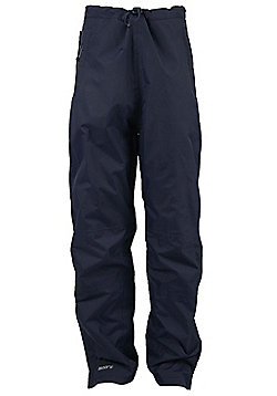 Thunder Kids Waterproof Breathable Walking Hiking Outdoor Trousers - Blue