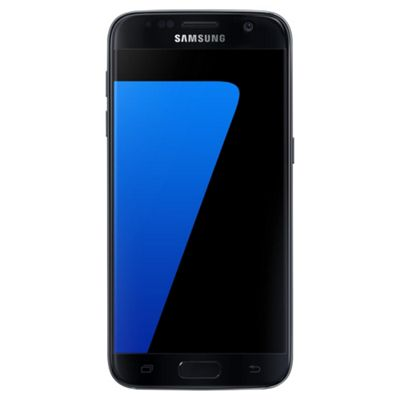 Tesco Mobile Samsung Galaxy S7 Black 32GB