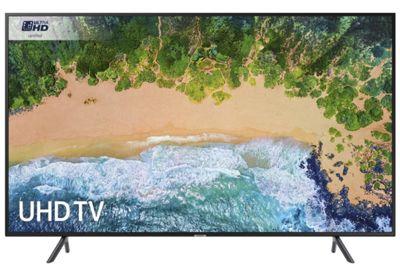 Samsung 75 Inch NU7100 4K Ultra HD certified HDR Smart TV