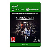 Middle-Earth: Shadow of War: Silver Edition (Digital Download Code)