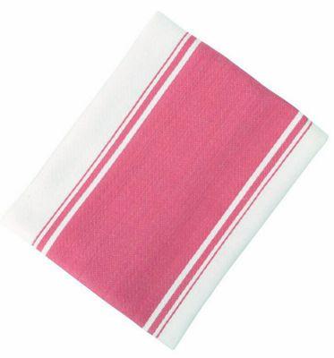 Dexam Love Colour Peony Pink Single Symmetry Tea Towel