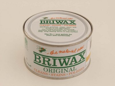 Briwax Wax Polish Antique Mahogany 400G