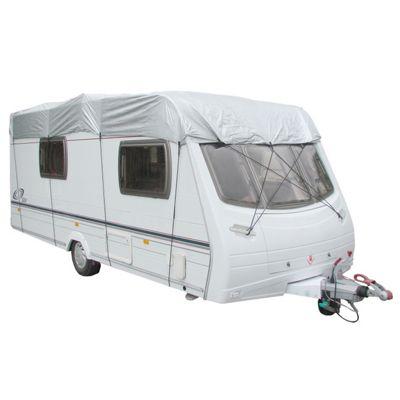 Caravan protective top cover - fits caravans between 6.2M - 6.8M (21' - 23') length