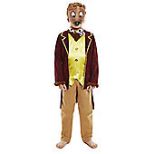 Roald Dahl Fantastic Mr Fox Dress-Up Costume - Multi