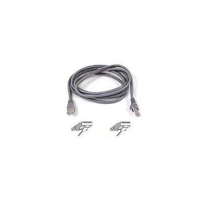 Belkin Components High Performance Category 6 UTP Patch Cable 1m (3 ft) Grey