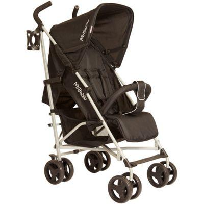 My Babiie MB01 Stroller (Black)