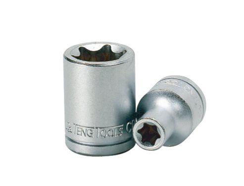 Teng Tools Torx S2 Socket 1/2in Drive E22